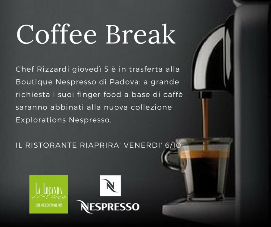 La Locanda di Piero per Nespresso