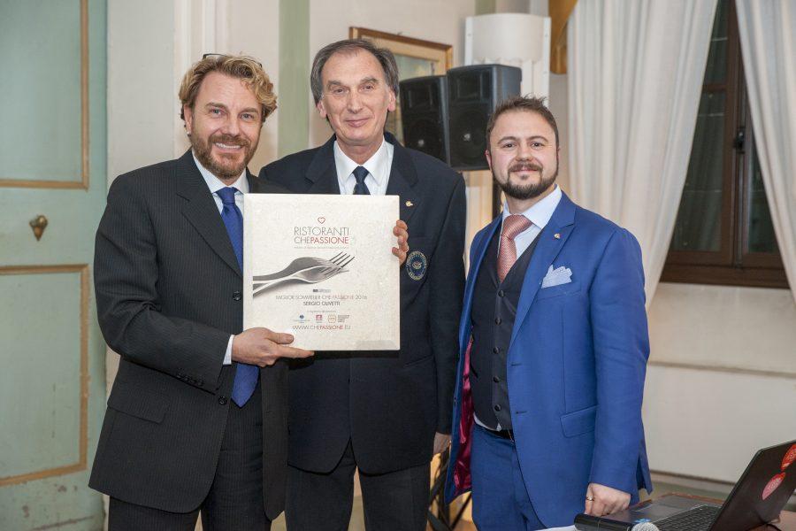 Miglior Sommelier AIS – Che Passione 2016 è Sergio Olivetti