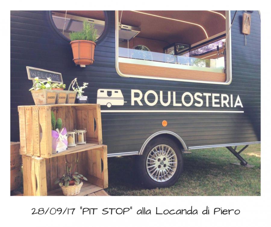 La Roulosteria a La Locanda di Piero: un Pit Stop tra Oriente e Italia